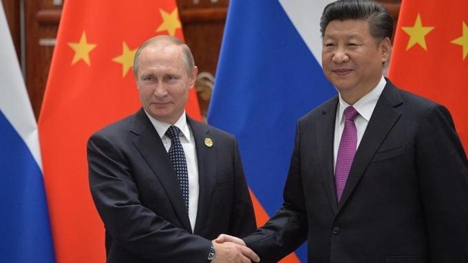 Путин подарил СиЦзиньпину коробку мороженого