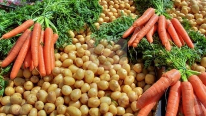 ВАлтайском крае упали вцене продукты