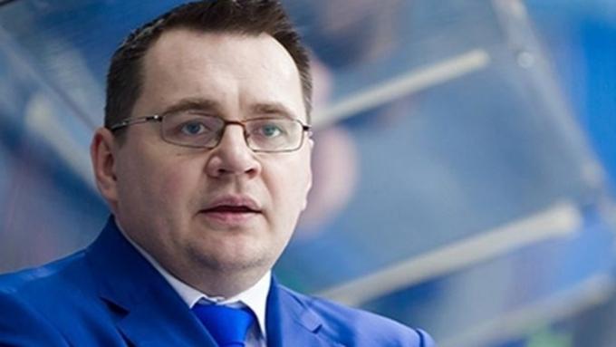 После 3-х подряд поражений Андрея Назарова сократили изХК «Барыс»