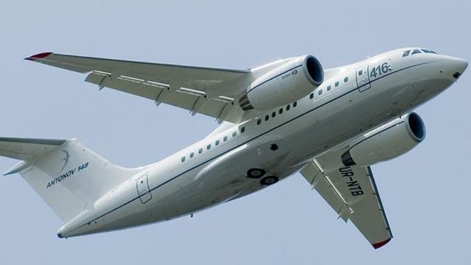 ГП «Антонов» прекращает выпуск самолетов из-за разрыва отношений сРФ