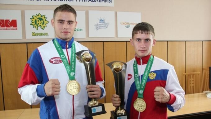 Тыва: 5 золотых наград главенства мира успортсменов изТувы
