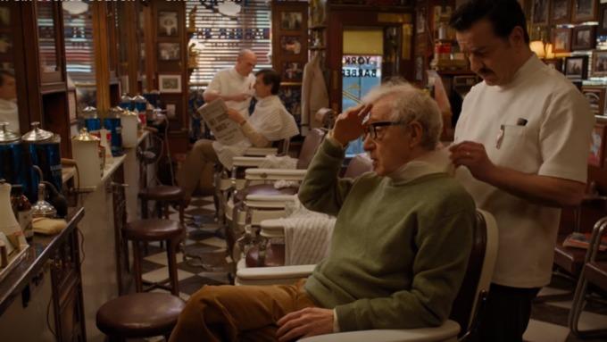 Вуди Аллен иМайли Сайрус втрейлере сериала «Кризис в 6-ти сценах»