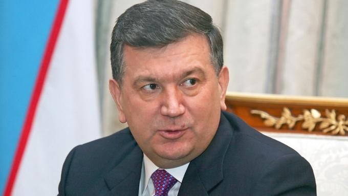 Премьер Узбекистана Мирзиёев выдвинут кандидатом впрезиденты