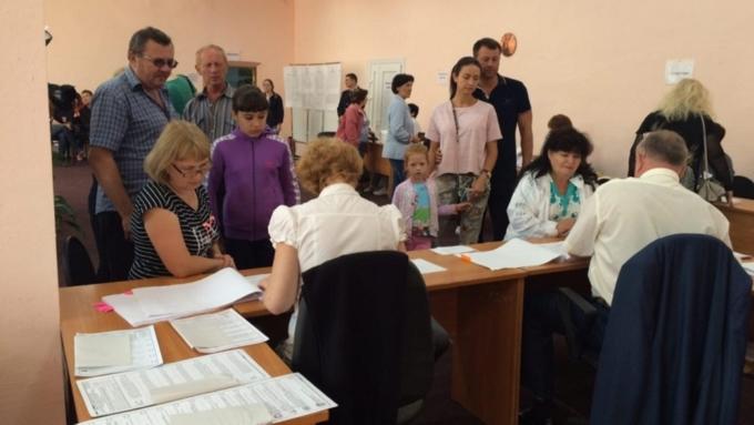 ВАлтайском крае проголосовали неменее 29% избирателей