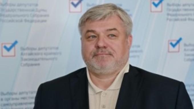 Дмитрий Вовчук: «Явка вАлтайском крае небудет провальной»