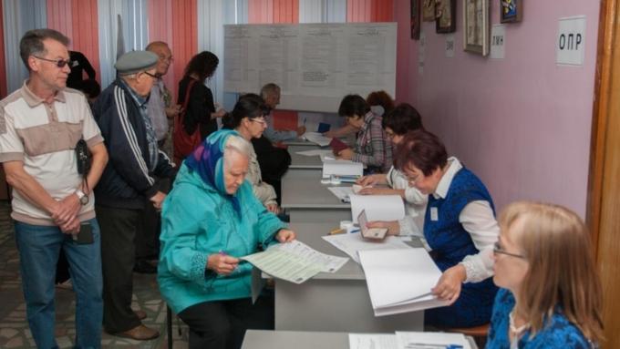 ЦИК: Средняя явка навыборах в Государственную думу составила 10,8%
