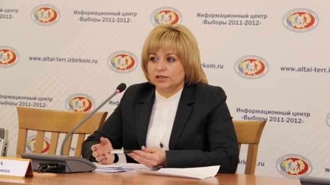 ЦИК Алтайского края назвал ролики онарушениях навыборах постановкой