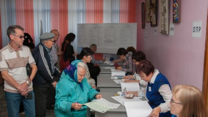 «Единая Россия» удерживает лидерство навыборах в Государственную думу вАлтайском крае