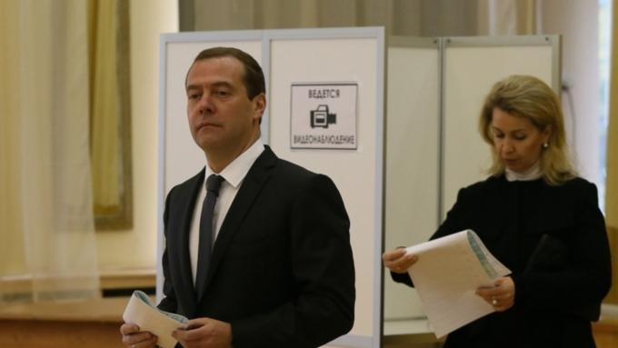 «Единая Россия» набрала 50% голосов навыборах