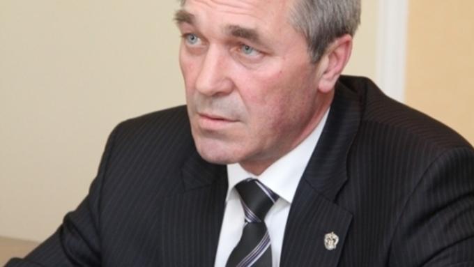 Рубцовские народные избранники рассмотрят объявление главы города Владимира Ларионова одосрочной отставке