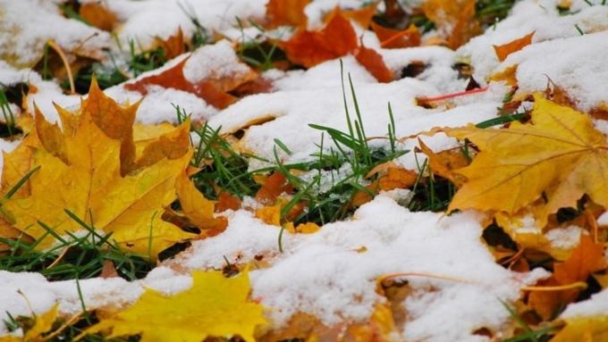 Синоптики обещают мокрый снег и-7 градусов вАлтайском крае
