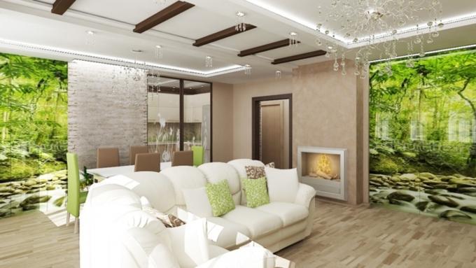 Квартиры эко дизайн