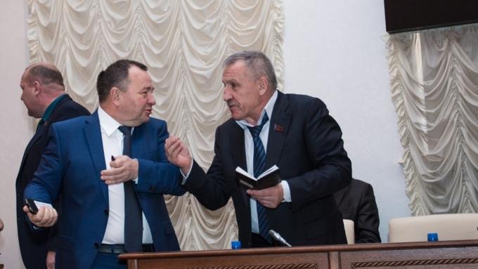 Единоросс Александр Романенко возглавил заксобрание Алтайского края