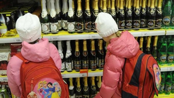 Спиртом в Российской Федерации разрешат торговать только уреки инакладбище