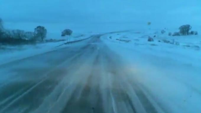 ВАлтайском крае две машины столкнулись лоб влоб: один человек умер