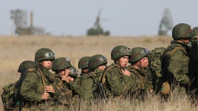 Самарские миротворцы подняты потревоге