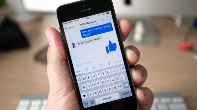 Facebook иWhatsApp признаны самыми безопасными мессенджерами для переписки