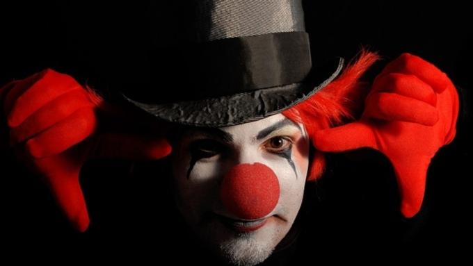Занеделю вГермании совершено неменее 10-ти нападений хулиганов вкостюмах клоунов
