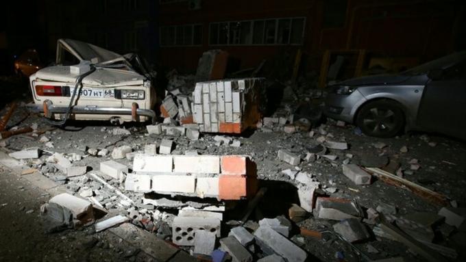 Взрыв газа произошел вдоме вТюменской области, есть пострадавшие