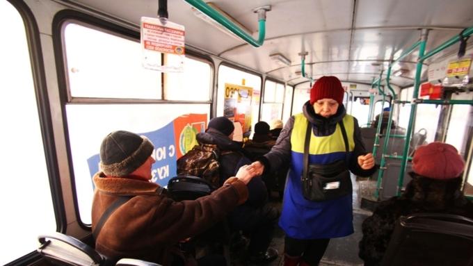 ВБарнауле вводят электронные билеты иповышают цену напроезд