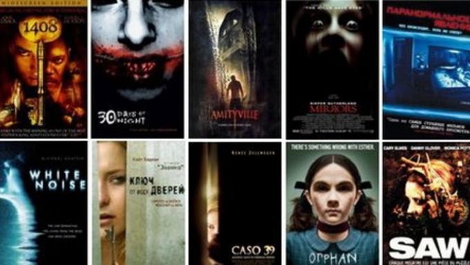любители фильмов ужасов составили рейтинг самых страшных