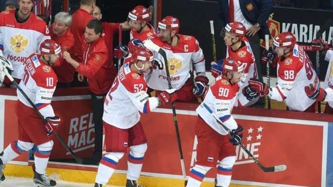 Русские хоккеисты выиграли Кубок Карьялы впервый раз за 5 лет
