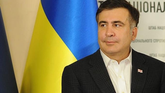 Саакашвили обвинил Порошенко вподдержке коррупции