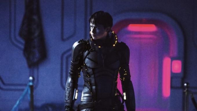 Вышел 1-ый трейлер фильма «Валериан игород тысячи планет» Люка Бессона