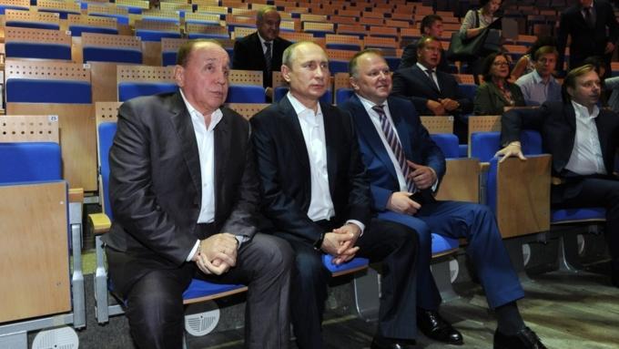 Владимир Путин. КВН: «Это выоком сообщили - женился, развелся, счастлив?»