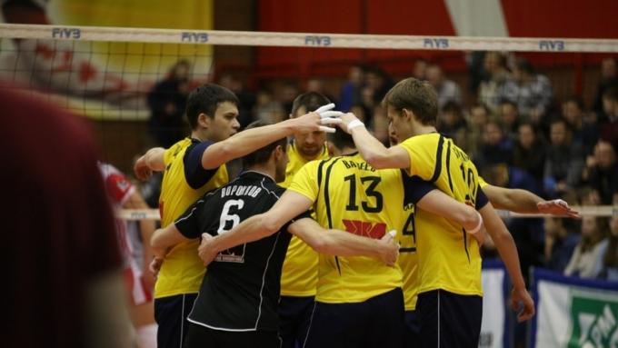 «Ярославич» снова возглавил таблицу Высшей лиги «А»