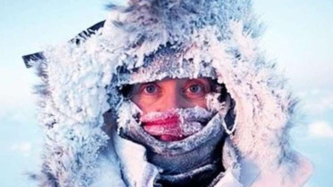 Синоптики обещают Алтайскому краю морозы до-45— Штормовое предупреждение