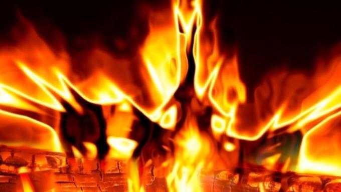 Впожаре вБарнауле умер четырнадцатилетний парень