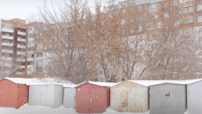 Практически 900 гаражей снесут наперекрестке Энтузиастов— Попова вБарнауле