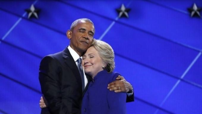 Обама заставил Клинтон признать поражение