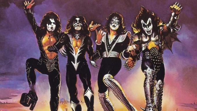 Группа Kiss начнет европейское турне в РФ