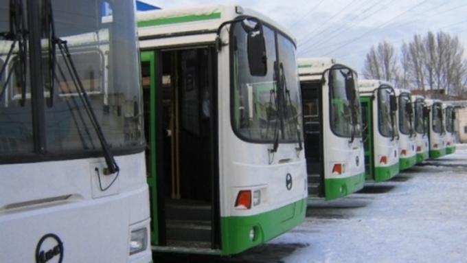 С1декабря вБарнауле повысятся цены напроезд вобщественном транспорте