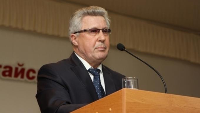 Прежнего вице-губрнатора Алтайского края обвиняют вовзятках свымогательством