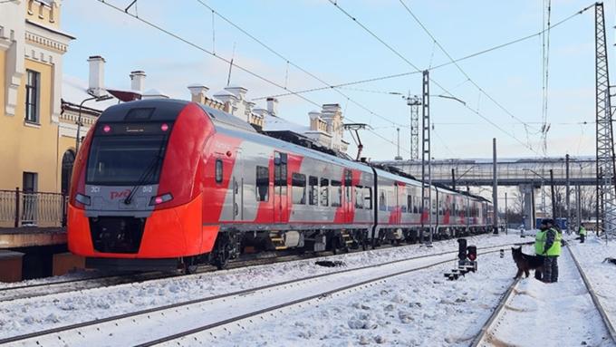 ВКемерово могут пустить высокоскоростной поезд «Ласточка»