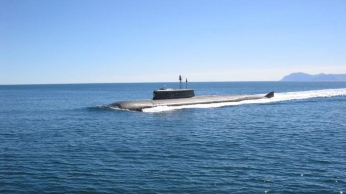 иркутск подводная лодка к-132