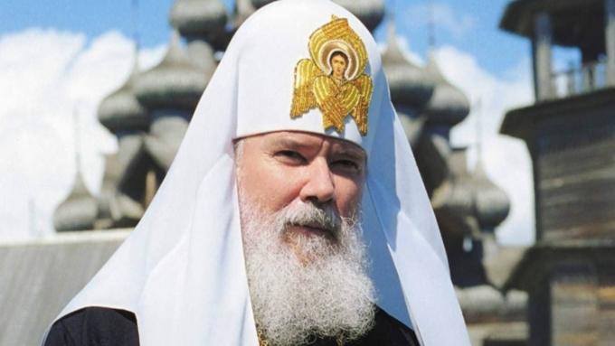 Трёхсотмиллионное наследство экс-патриарха АлексияII «зависло» вбанке