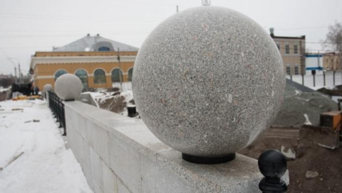 Открытие моста через Барнаулку напр.Ленина состоится 13декабря