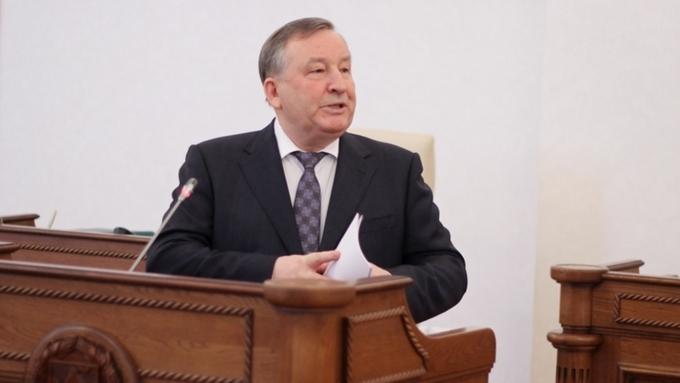 Губернатор Александр Карлин прочел лекцию вАлтГУ