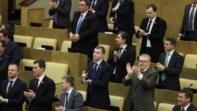 Избранникам Государственной думы предоставят перерывы на«производственную гимнастику»