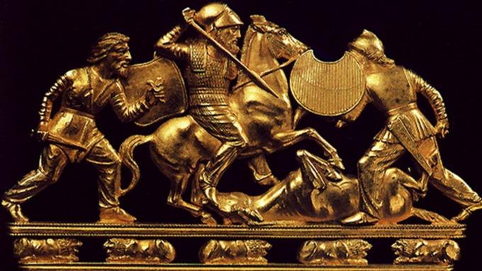 Киев планирует расположить скифское золото в«Национальном музее истории»