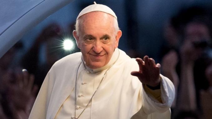 Папа римский сказал свою любовь жителям Донбасса