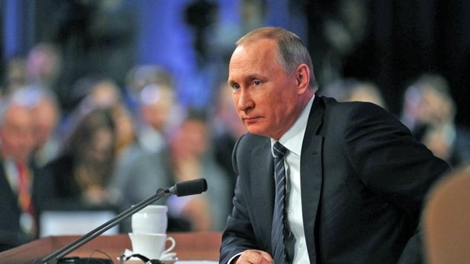 Путин признал возможным проведение досрочных президентских выборов