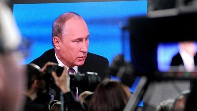 Путин поведал, что ожидает пожилых людей в 2017г