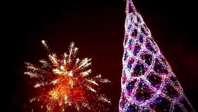Наэтих выходных вБарнауле откроют новогодние елки