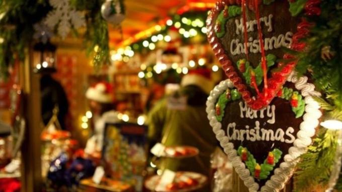 Русские католики празднуют Рождество Христово