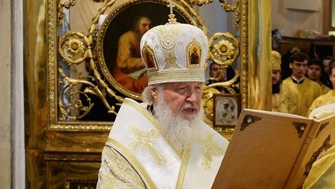 Патриарх Кирилл помолился обупокоении погибших вавиакатастрофе Ту-154